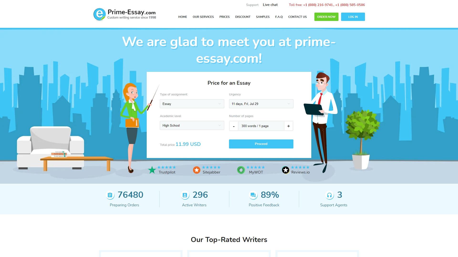 Buy essay prime